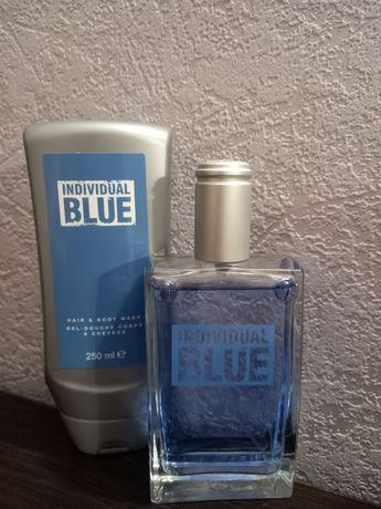 Individual Blue для нього