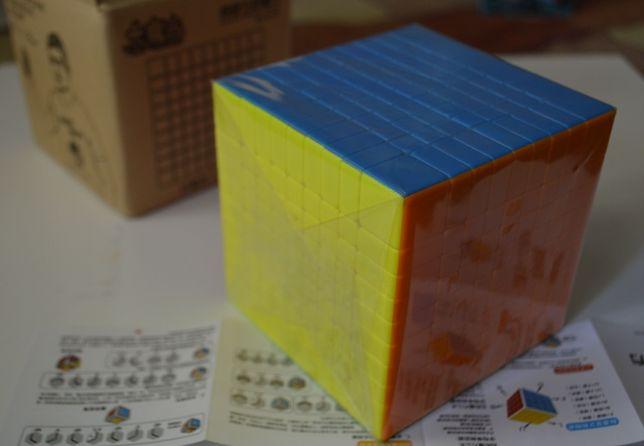 Кубик Рубика Yuxin Little Magic 9х9х9 (новый).