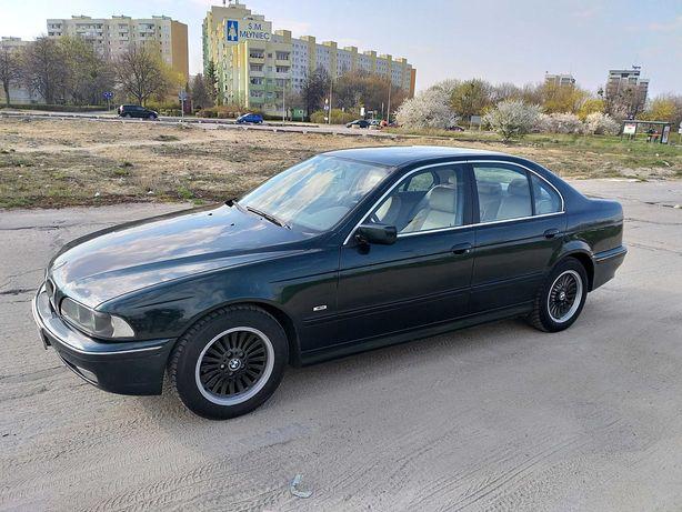 BMW (5) E39 - Zadbany! Oryginalny! Jasne Wnętrze M Pakiet
