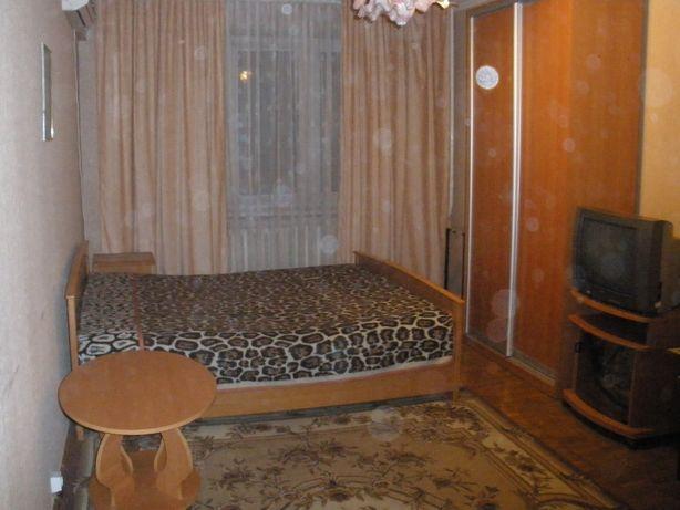 Вднх, 1-я квартира, ул Демеевская, Голосеево. Посуточно!