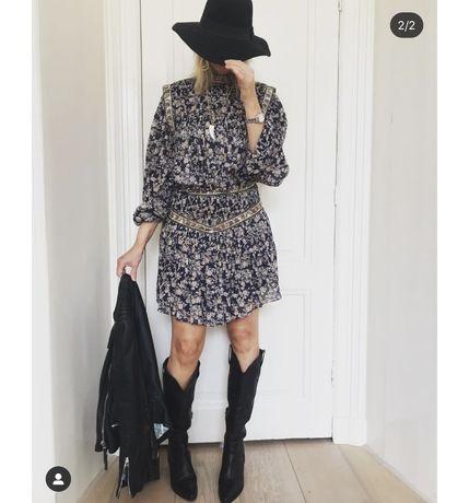 Orginalna spodnica Isabel Marant rozmiar 36
