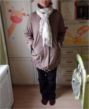 Куртка весна, парка, куртка демисезон, демисезонная куртка, р.48-50