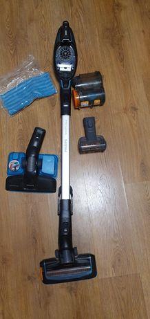 Аккумуляторный пылесос PHILIPS SpeedPro Aqua FC6729/01