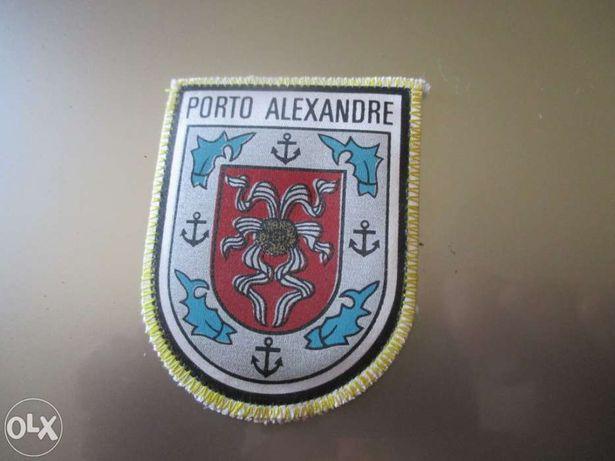 Emblema pano de Porto Alexandre (Angola colonial)