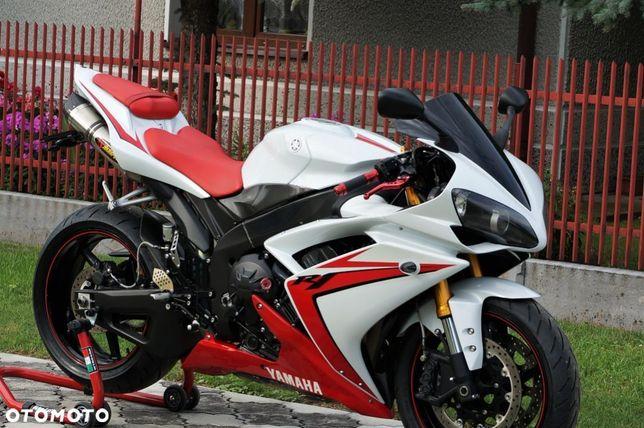 Yamaha R1 Yamaha R1 2007 IGŁA Salon Serwis zx10 636 zx6 R6 gsx r cbr rr