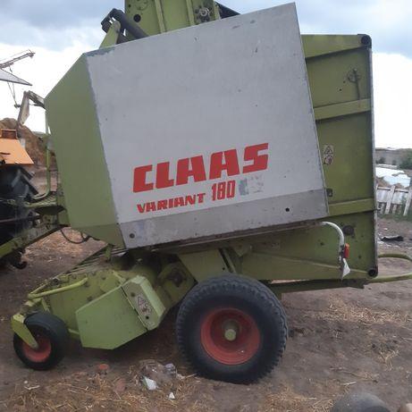 Prasa belujaca CLAAS