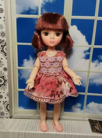 Кукла шарнирная.  Куколка.  Кукла баболи.