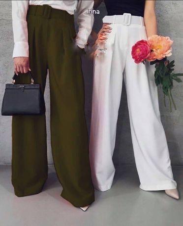 Женские класические брюки , брюки палаццо