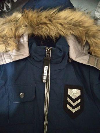 Куртка, курточка зимняя, пуховик из