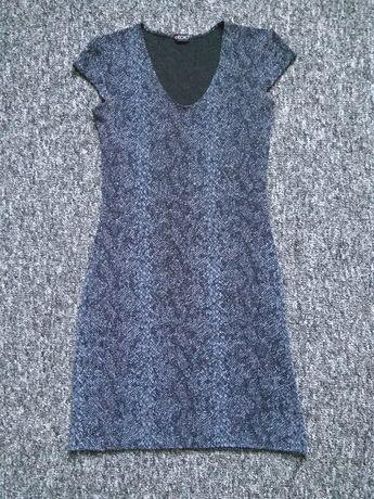 Sukienka Echo mega sexy połysk dopasowana 40