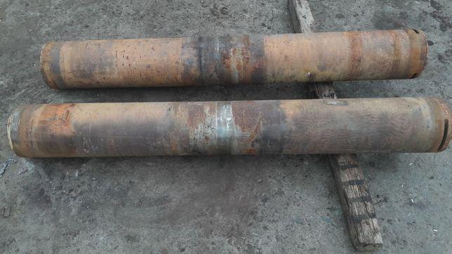 Кругляк заготовка калиброванный СТ 45 диаметр 220 мм длина 1700 мм