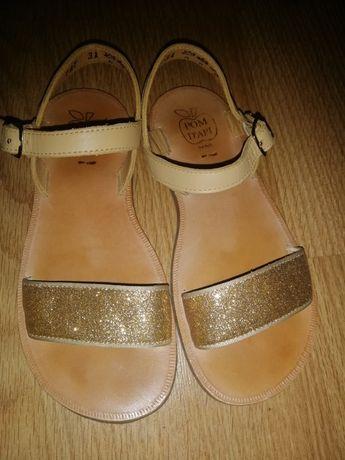 Продам сандалии для девочки Франция 31 размер