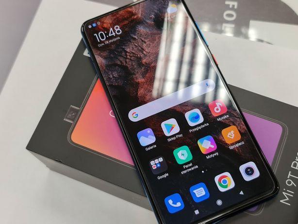 Xiaomi Mi 9T PRO/ 6GB / 128GB/ BDB/ Gwarancja/ Niebieski/ BDB