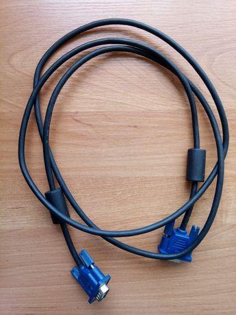 Kabel do monitora D-sub M/M Hd Vga Svga 1,5m
