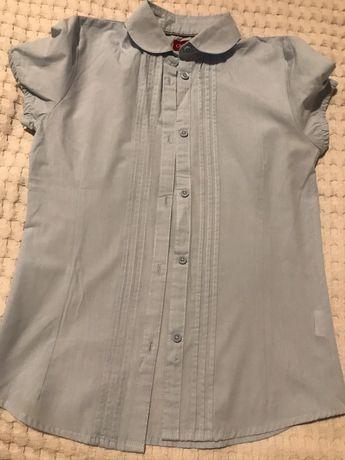 Рубашка для девочки 8-9 лет