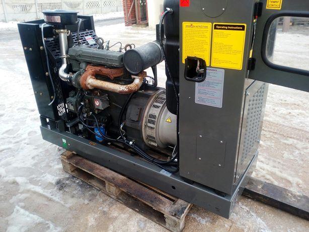 Agregat prądotwórczy 30kw