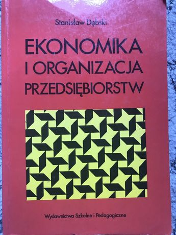 Ekonomika i organizacja przedsiębiorstw - Dębski