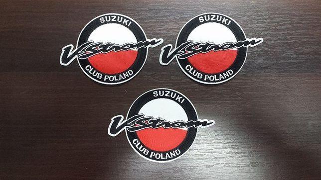 Aplikacja/ Naszywka Motocykl Suzuki V-Strom