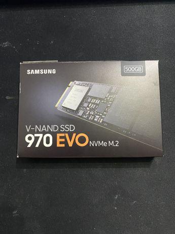 Dysk SAMSUNG 500GB 970 EVO