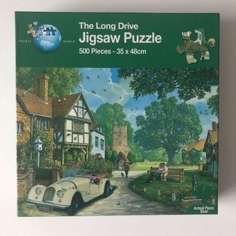 Jigsaw Puzzle Пазл 500 шт