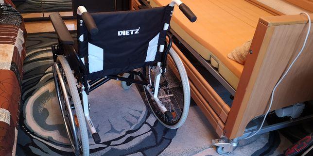 Wózek inwalidzki DIETZ - NOWY!