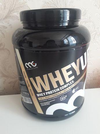 Продам протеїн Muscle ClinicWheyUp