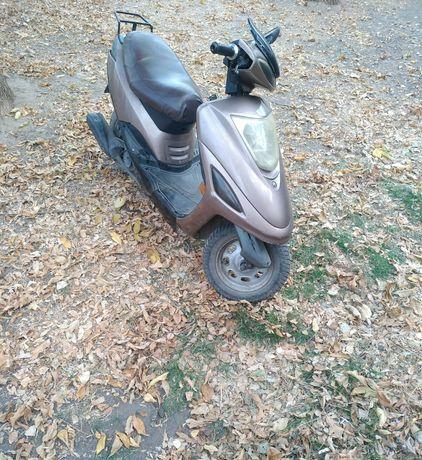 Продам 4х тактный скутер
