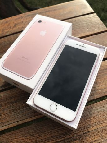 Apple iPhone 7 rose