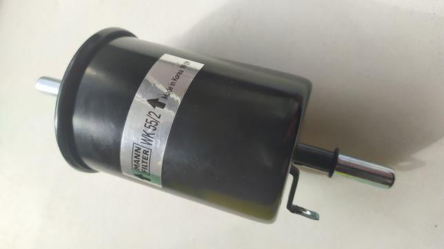 Фильтр топливный 2110, защелка Mann wk 55/2