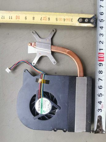 Radiator chłodzenie wentylator Pacard Bell