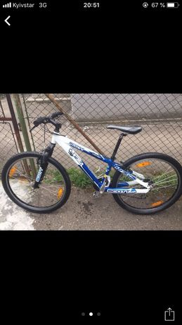 Велосипед Scott обмін на скутер