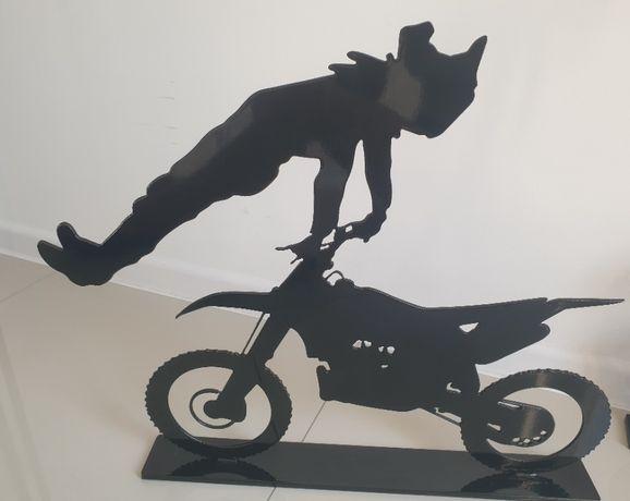 Motocykl Kros