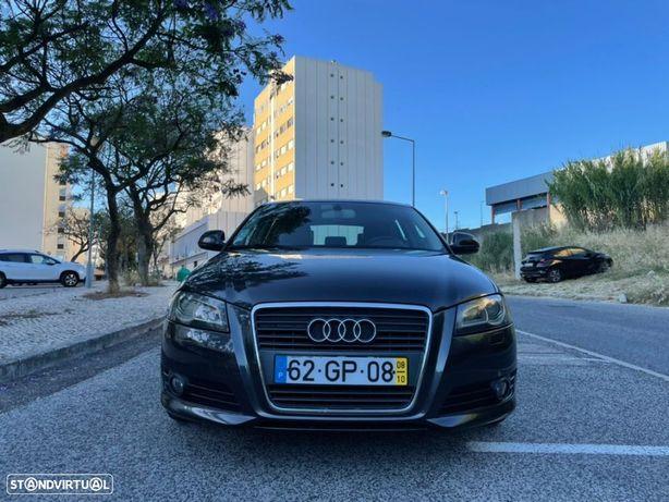 Audi A3 Sportback 2.0-tdi-16v