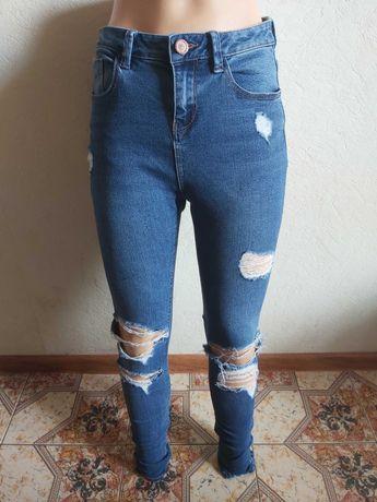 Новые джинсы 100гр