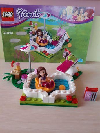 Lego Friends ogrodowy basen Oliwii 41090
