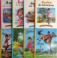 Livros Infantis Anita