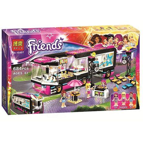 LEGO FRIENDS 41106 Wóz koncertowy autobus NOWY Pl