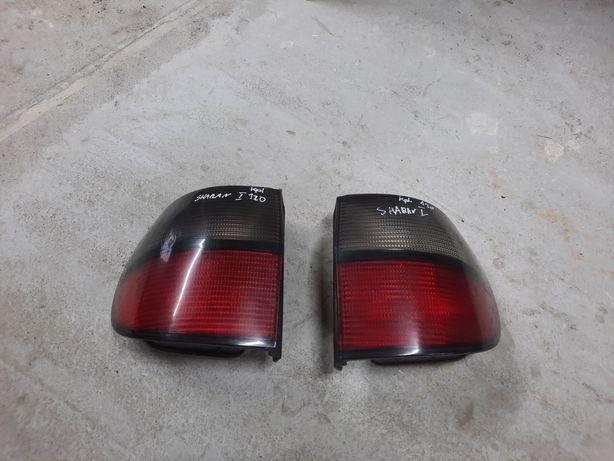 Lampy tył komplet Volkswagen Sharan 2000 rok MK1