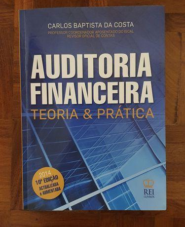 Livro Auditoria Financeira Teoria & Práctica