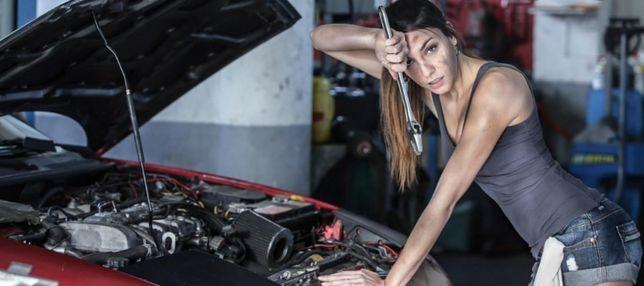 СТО ремонт автомобилей.