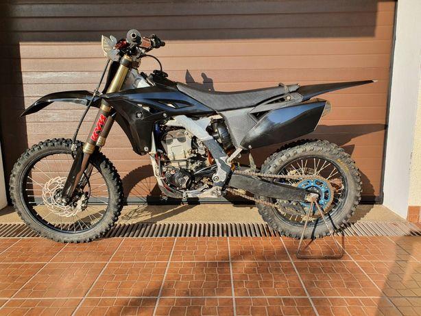 Mota de monte 2012 Yamaha Yz250f Matriculada