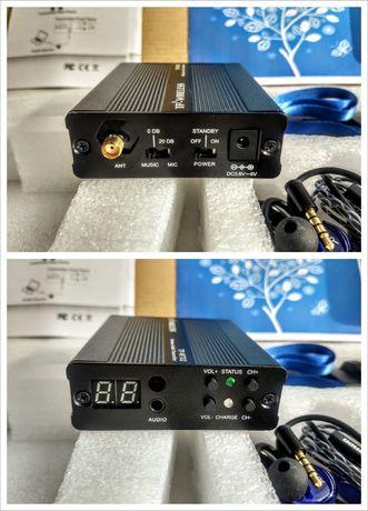 Цифровая система ушного мониторинга TP-WIRELESS