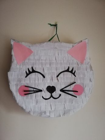 Piniata dla dzieci kot kotek