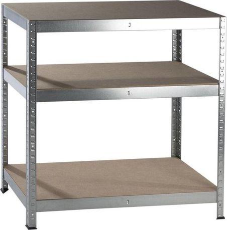 Regał Metalowy Metalkas 900x900x400 R
