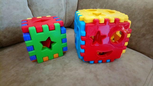 Логические кубы (моторика ,логика)