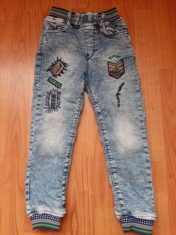 Утеплені джинси, штани 4-6 р. Турція