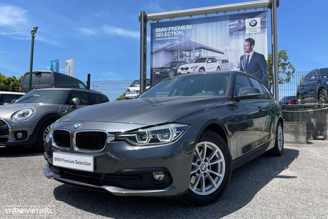 BMW 320 (320 d Touring Advantage Auto)