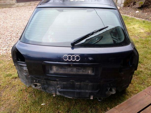 Audi a3 8l lz5l klapa tylna maglownica sprężarka klimy