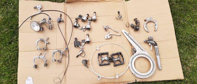 części rowerowe dynama i inne