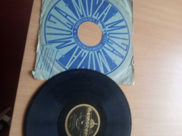 Stara czeska płyta Homocord
